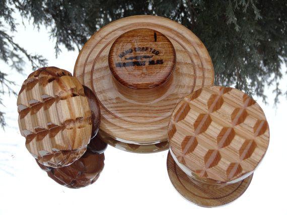 A Set of Three Palm Washboard tools for wet felting by HeartFeltSilks