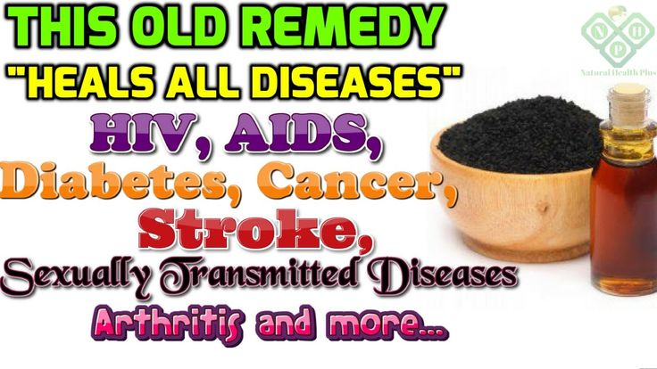 """This Old Remedy """"Heals All Diseases"""" HIV, AIDS, Diabetes, Cancer, Stroke..."""
