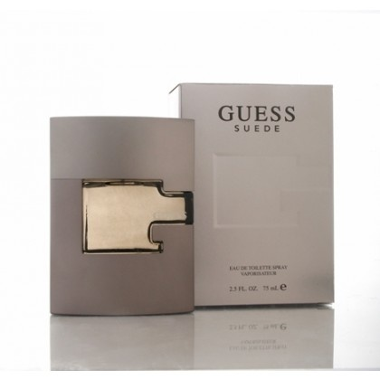 Guess Suede 75ml - $49.99 Amour Fragrances & Beauty Boutique 1555 Talbot Rd. LaSalle, Ont. N9H 2N2 (519) 967-8282