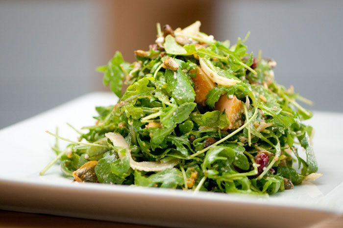 Squash salad, Balsamic dressing and Dried cranberries on Pinterest