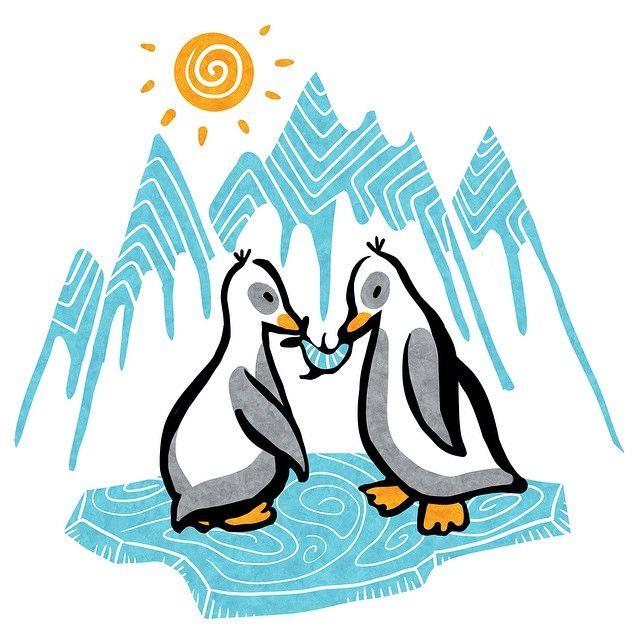 Хороший друг - щедрый #друг для #дудластик  #illustration #picture #art #artwork #instaart #graphic #draw #drawing #wacom #painting #digital #digitalpainting #иллюстрация #иллюстратор #творчество #графика #пингвин #пингвины #дружба #friendship #topcreator #добрыйарт