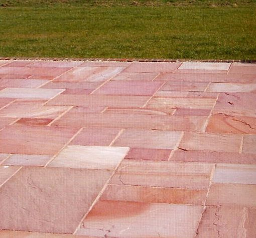 Terracotta Patio Tiles