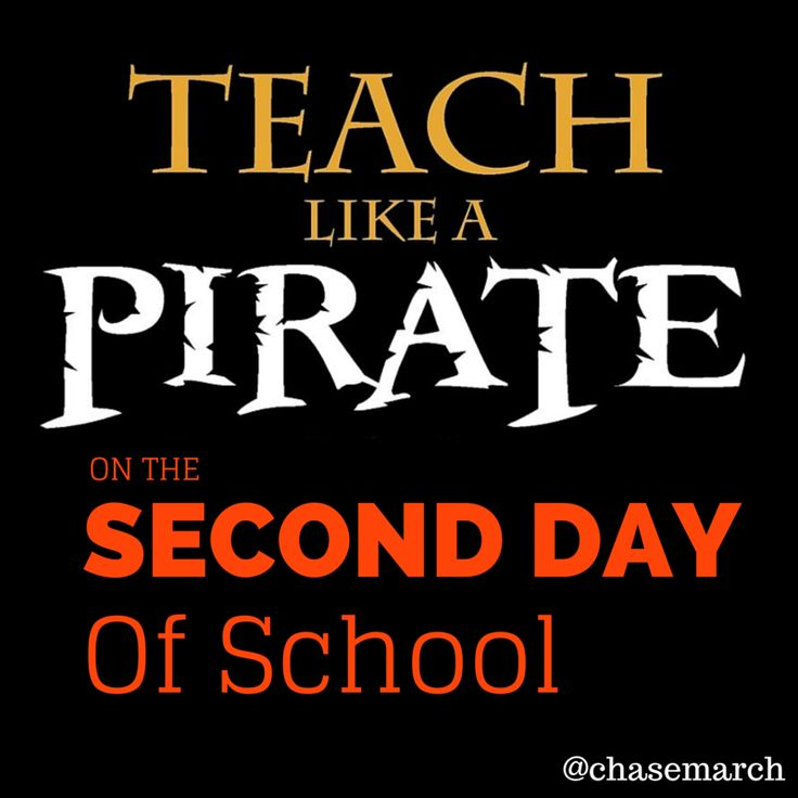 This is the second in a series of posts on how to Teach Like a Pirate, a really cool and engaging methodology by Dave Burgess from a book of the same name.