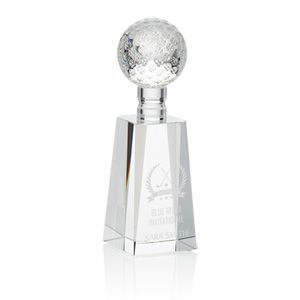 Get in the winner's circle with this prestigious custom award!