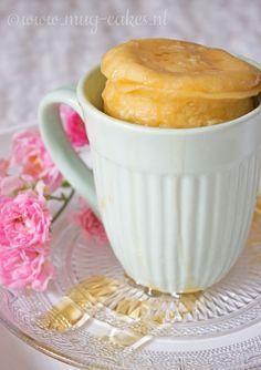 Leren hoe je een yoghurt honing mug-cake maakt? Bekijk hier het recept en maak binnen enkele minuten in de magnetron deze heerlijke mug-cake!