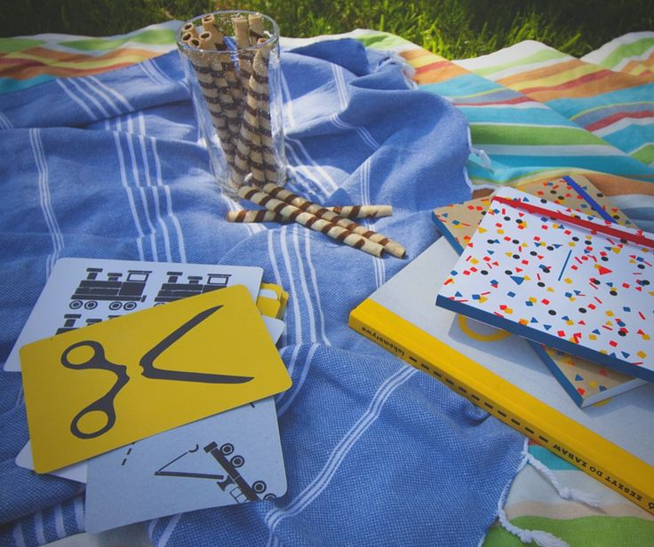 summer time|active book| zeszyt do zabaw - lokomotywa | Papierówka