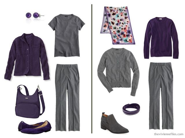 The Vivienne Files: A Pinch of Plum, with Six Neutrals