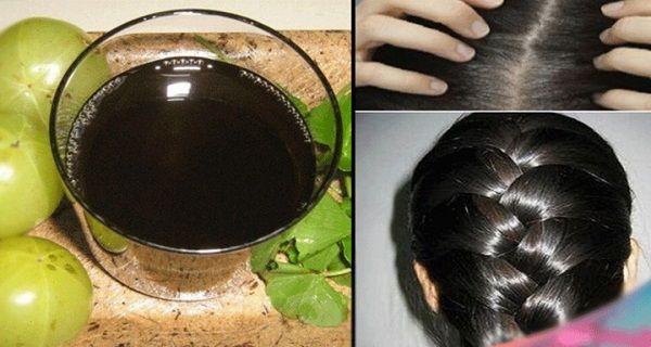 Olvídate del tinte químico, con esta agua negra harás que tus canas y pelo gris desaparezcan para siempre - ConsejosdeSalud.info