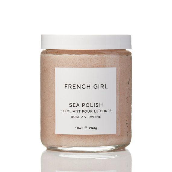 French Girl Organics - Sea Polish Rose