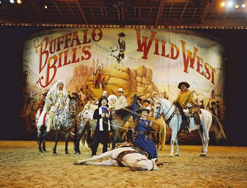 cool Buffalo Bill's Wild West Show Tickets