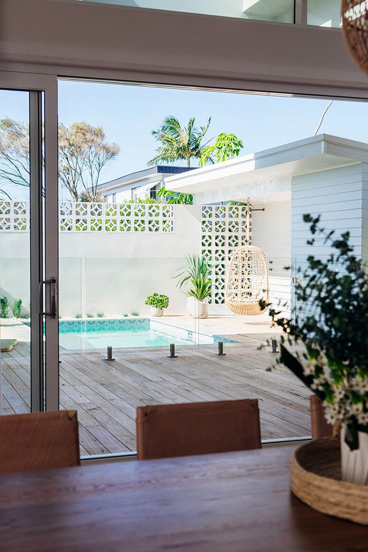 Long Jetty Renovation Pool & Backyard Reveal