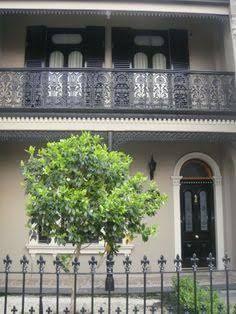 best terrace house colours - Google Search