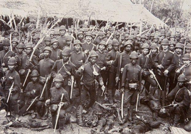 Pasukan Marmose, Tentara Belanda selama Perang Aceh