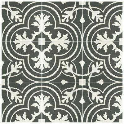 Home Depot, $1.79 ea. Merola, How to Get the Look of Patterned Cement and Encaustic Tile for Less | Apartment Therapy