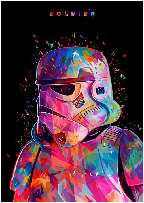 pixalry: Star Wars Tribute - Created by...