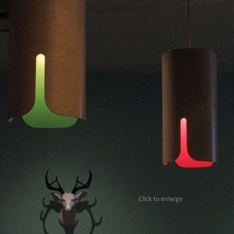 Large Cylindrical Maple Timber Pendant Light - Australian Design & Made