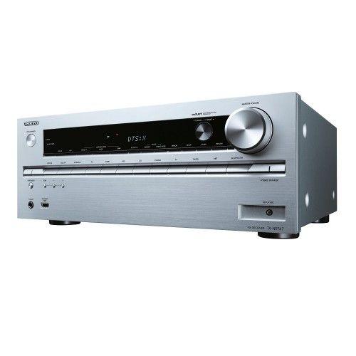 RECEPTOR AV ONKYO TX-NR747. Disfrute en casa del sonido cinematográfico de referencia THX® Select2™ Plus con el receptor A/V de red TX-NR747 de 7.2 canales, que incorpora los arrolladores formatos de audio multidimensional DTS:X™ y Dolby Atmos®.  #ReceptorAV #Onkyo