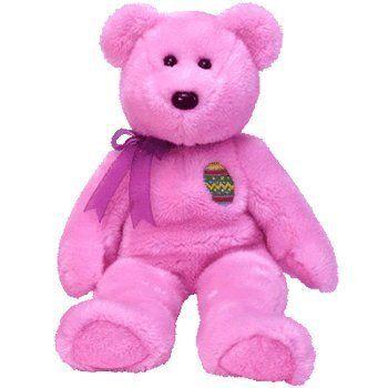 Eggs the Pink Easter Teddy Bear - Ty Beanie Buddies by Beanie Buddies - Teddy Bears, http://www.amazon.com/dp/B0006Z9RIU/ref=cm_sw_r_pi_dp_Sazyrb00440J1