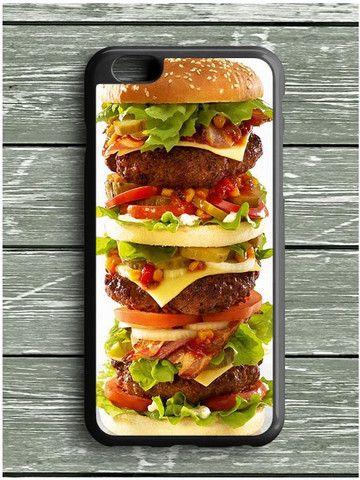 burger Hamburger iPhone 6 Plus Case