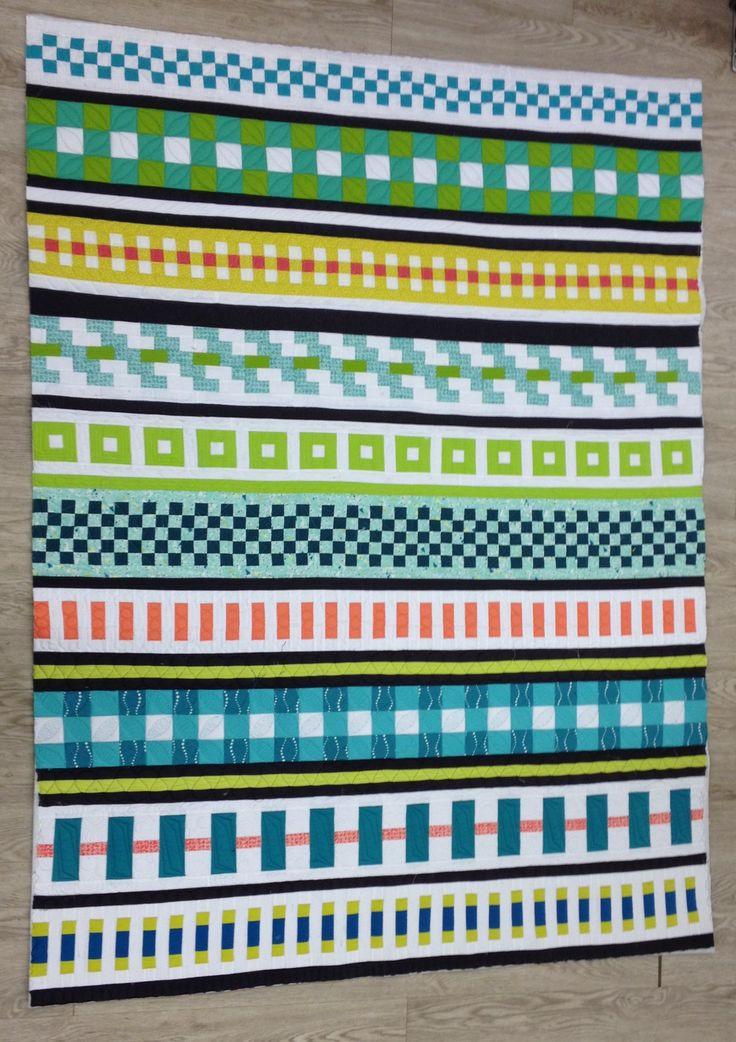 Vicki's Socks, quilt pattern by Kathleen G. Kerr   Kathleen Quilts