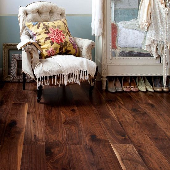 TLC For Solid Wood Flooring Design Inspirations