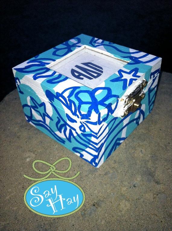 ADPi Badge Box