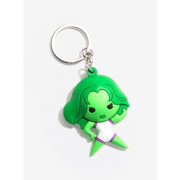 Marvel Women Blind Bag Key Chain (£3.18) ❤ liked on Polyvore featuring accessories, blind box and bag, toys, fob key chain and mini key chain