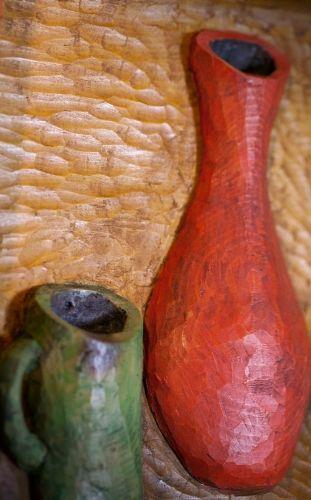 William Casanova: Scultura di legno cirmolo Natura morta | DolomitiHeart.it