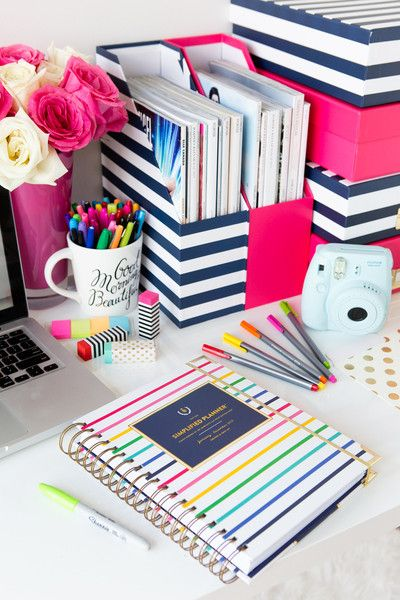 The 2015 Simplified Planner® - On sale at EmilyLey.com on September 3 (10am EST) || Image by @AnnaWithLove Photography