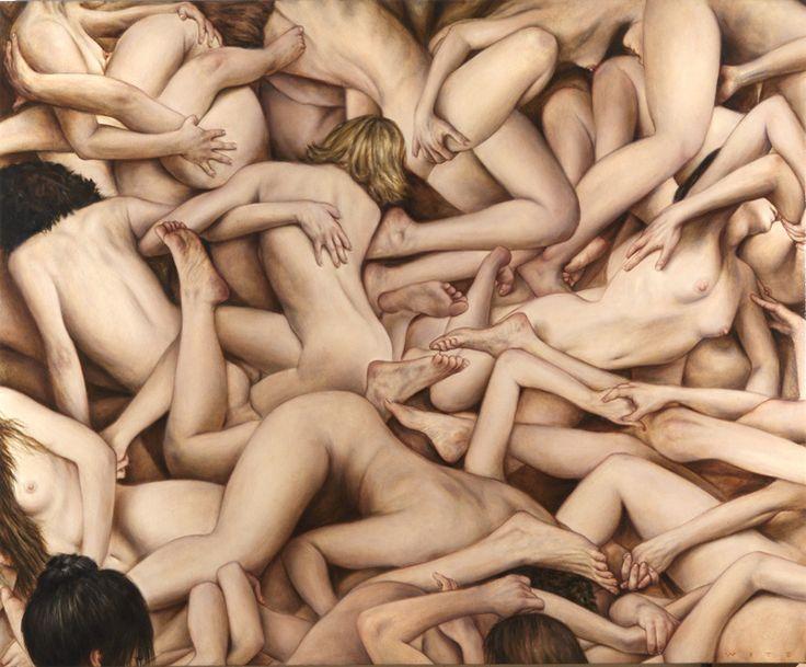 Dan Witz | Prisoners 2012-13 | Lazarides Rathbone