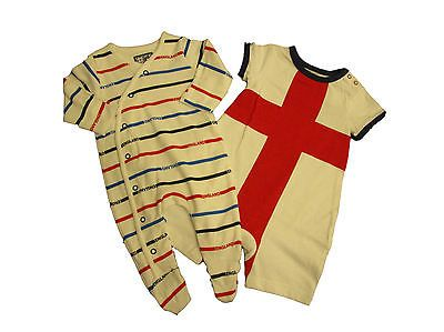 #England babygrow baby boy girl playsuit sleepsuit #romper vest team #football ki,  View more on the LINK: 	http://www.zeppy.io/product/gb/2/391392560911/