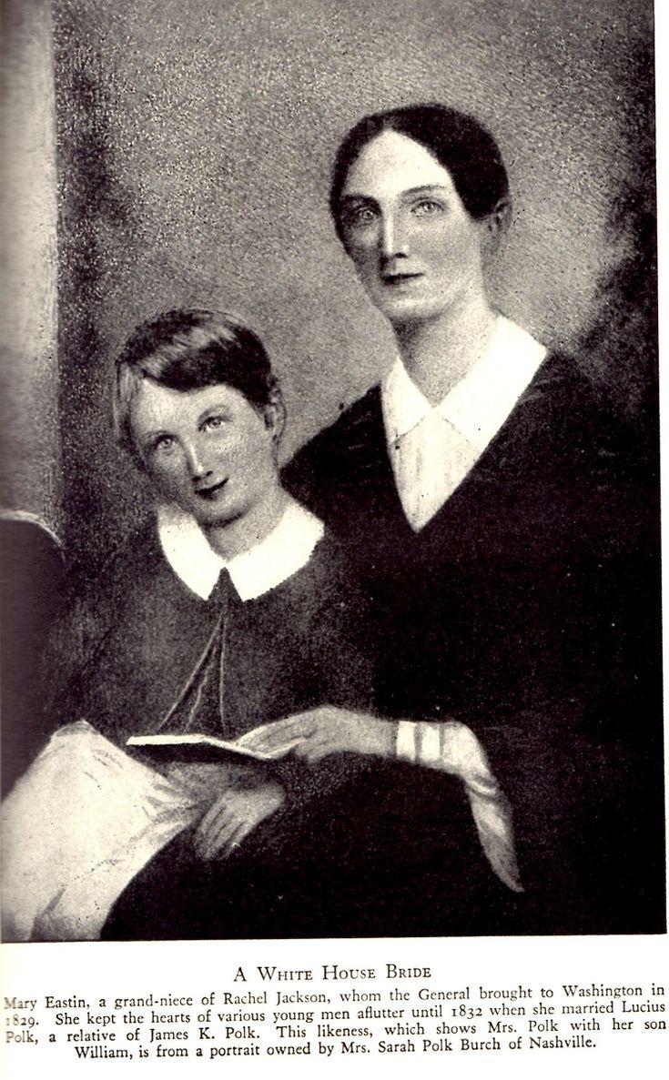 Mary Ann Eastin Polk (1810 - 1847) - Find A Grave Photos