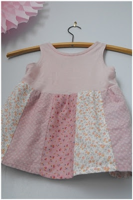 DIY baby dress  loverofvintage.bl...