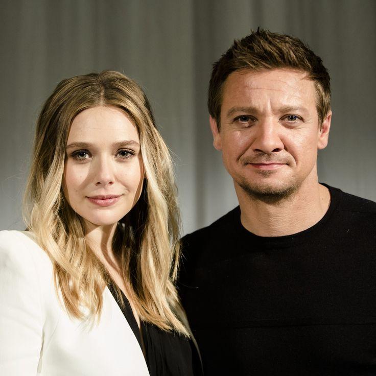 """Captain America: Civil War"" Photocall - Jeremy Renner and Elizabeth Olsen"