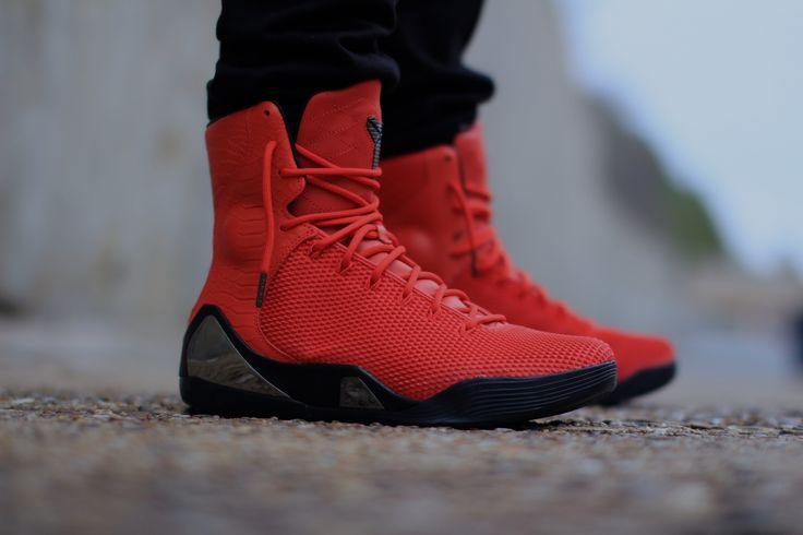 release date: 4c61c 62213 Kobe Bryant zapatillas nike clásico rojo dulce ... detailing e0fcd 466a3 ...