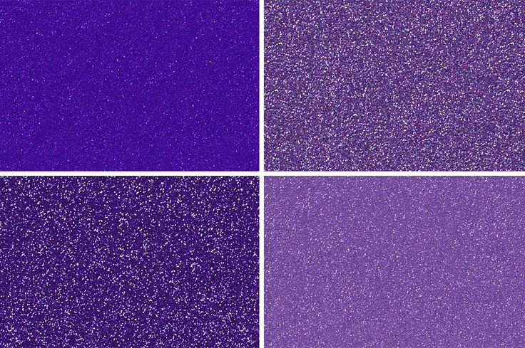Purple Glitter Patterns - Seamless by Creativenauts on @creativemarket