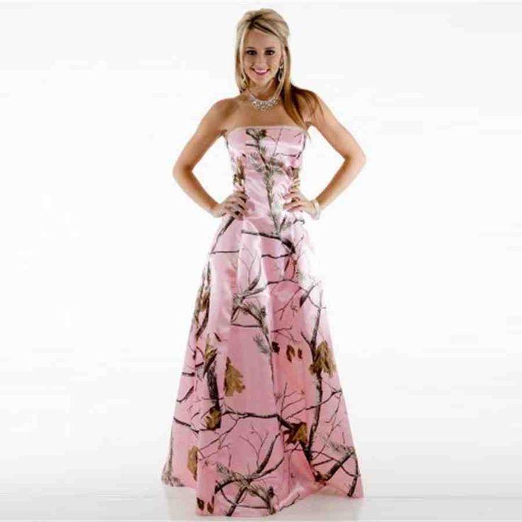 Best 25+ Camo bridesmaid dresses ideas on Pinterest ...