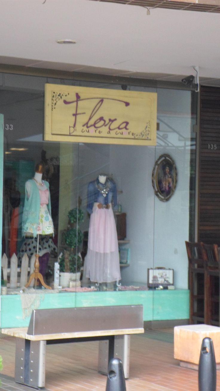 Flora, la moda en su esplendor