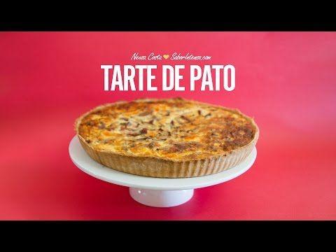 Tarte de Pato | SaborIntenso.com