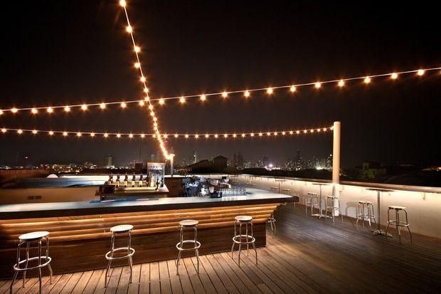 Roof Top bar.
