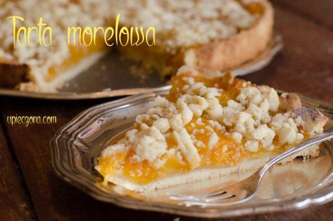 Tarta morelowa – upieczona.com