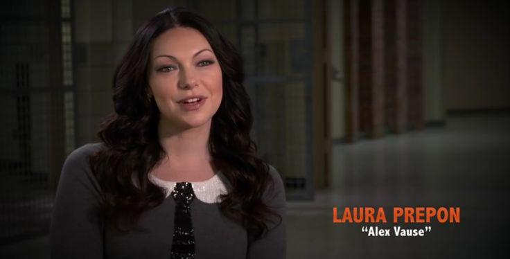 Laura Prepon. Alex.