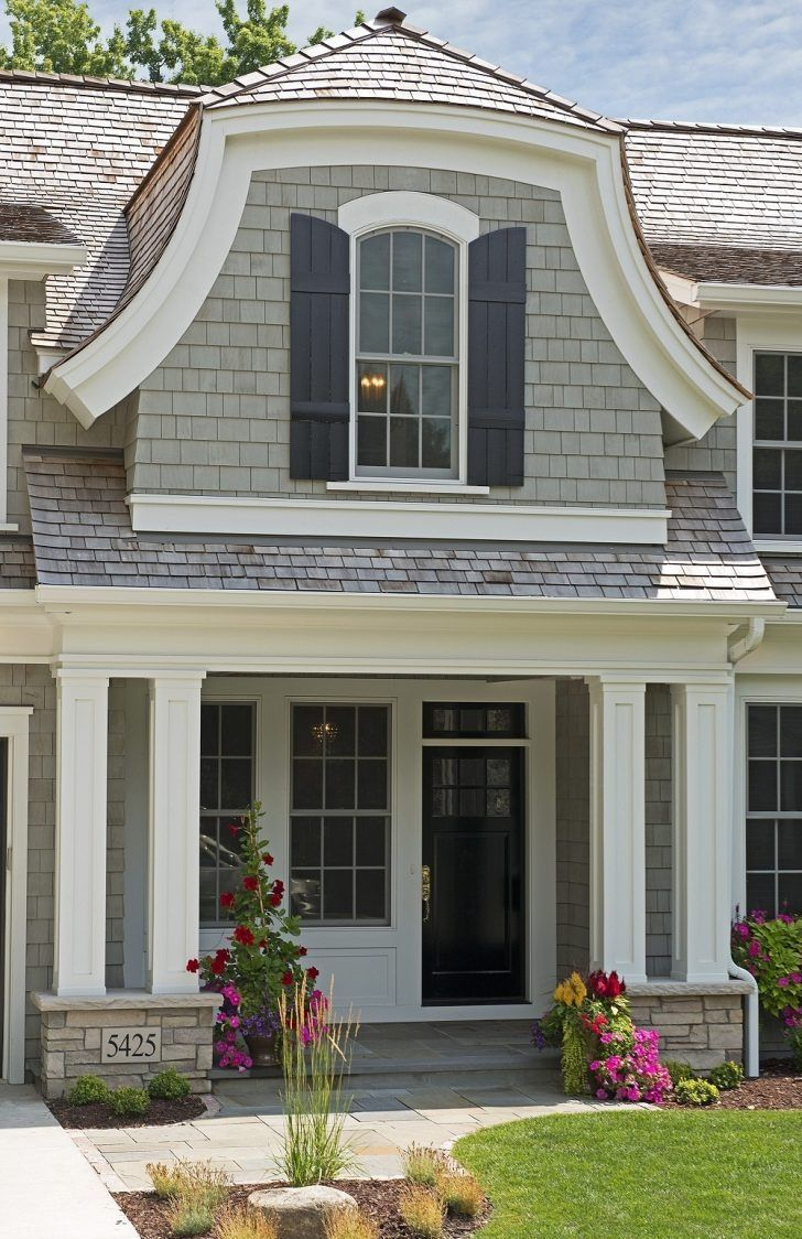 Best 25 dutch colonial exterior ideas on pinterest for Front doors for colonial homes