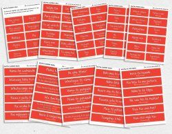 Te reo Maori Classroom Labels