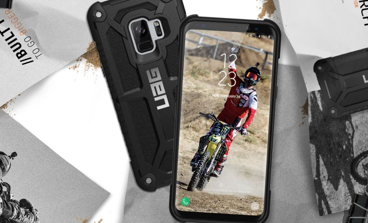Urban Armor Debuts Rugged Samsung Galaxy S9 & S9 Plus Cases #Android #Google #news