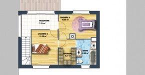 Maison contemporaine Treillières 44
