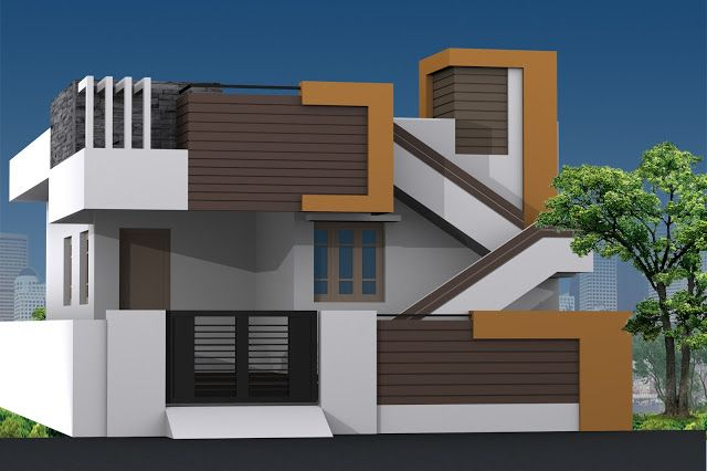 Single Floor House Elevation Designing Photos Home Designs Interior Decoration Id Small House Elevation Design Small House Elevation Small House Front Design