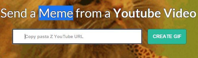 Como converter vídeos do YouTube em GIF - http://showmetech.band.uol.com.br/como-converter-videos-youtube-em-gif/