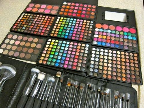 make up make up make upCoastal Scented, Eye Shadows, Make Up Kits, Beautiful, Makeup Kits, Dreams Come True, Eyeshadows, Make Up Style, Heavens