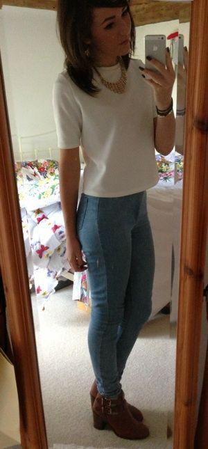 Tartan leggings | Today I'm Wearing …
